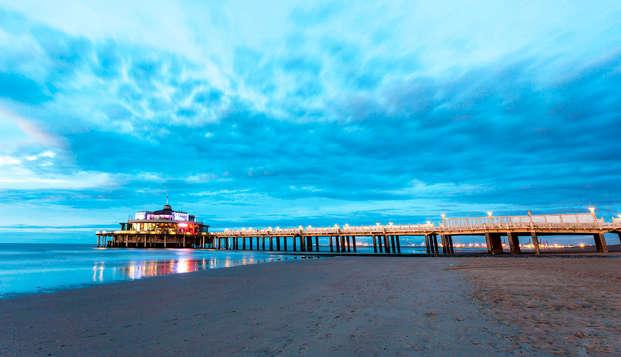 Heerlijk genieten aan de Belgische kust