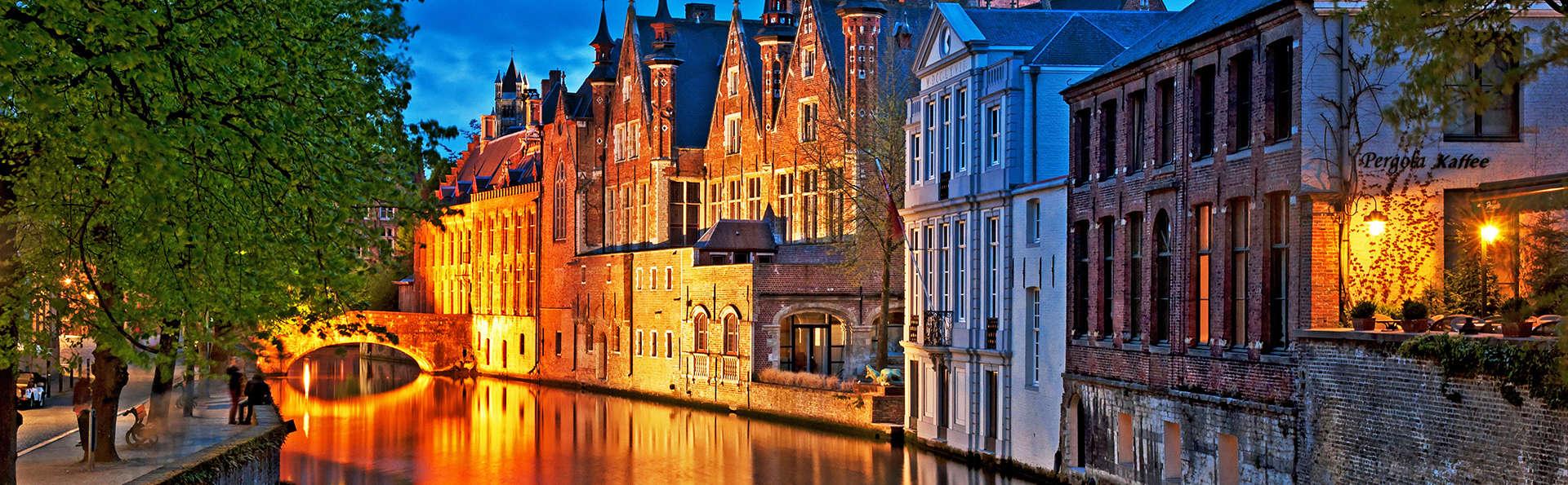 Week-end romantique à Bruges (à partir de 2 nuits)