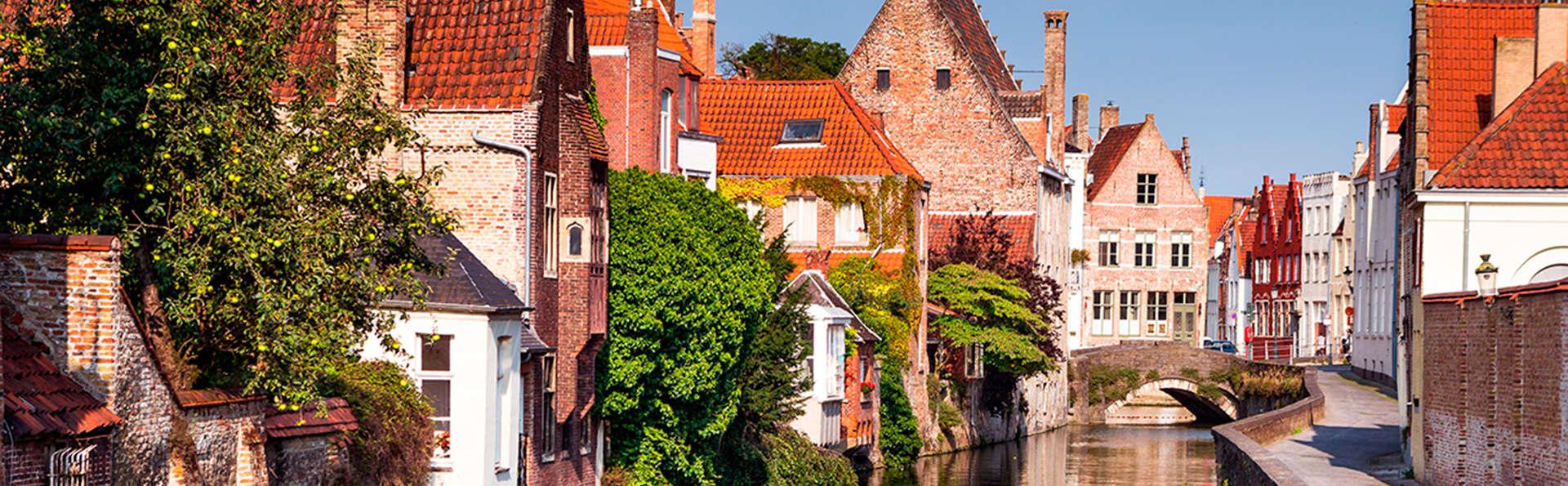 Découvrez la petite Venise de Belgique