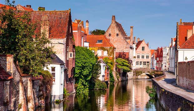Descubre Brujas, una Venecia al estilo belga