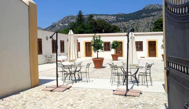 Soggiorno ad un passo dal centro di Palermo in un'elegante villa storica