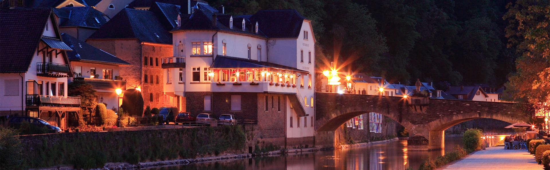 Parenthèse romantique dans la magnifique ville de Vianden