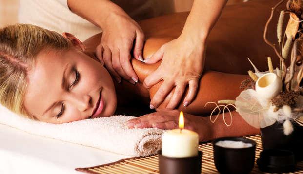 Benessere, cene e massaggi in Lussemburgo (da 2 notti)