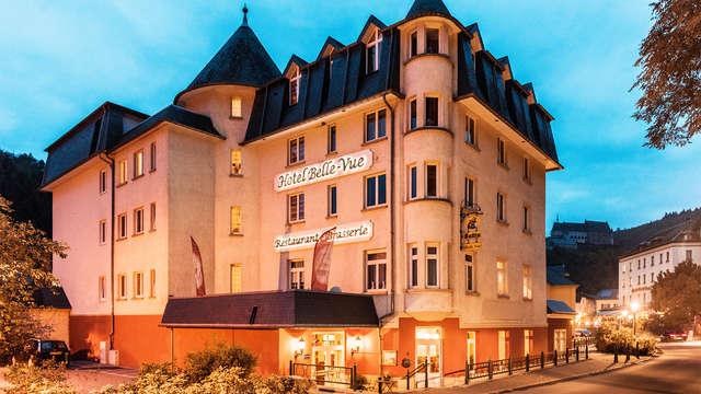 Minivakantie met diners en toegang tot de spa in Luxemburg (vanaf 4 nachten)