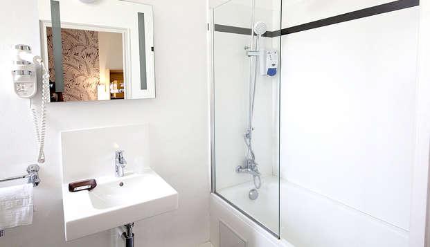 Hotel Albert Elisabeth Gare SNCF - Bathroom