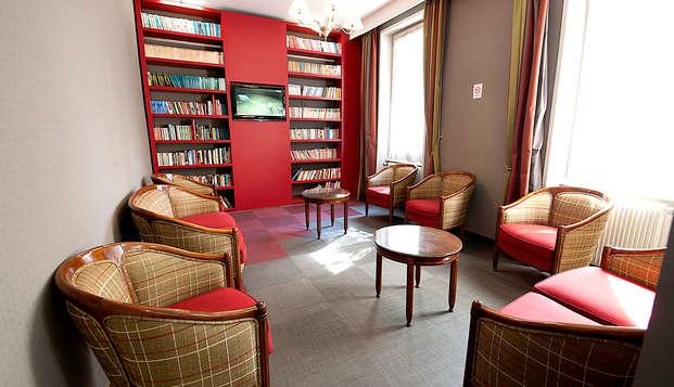 Hotel Albert Elisabeth Gare SNCF - Lounge