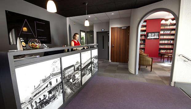 Hotel Albert Elisabeth Gare SNCF - Reception