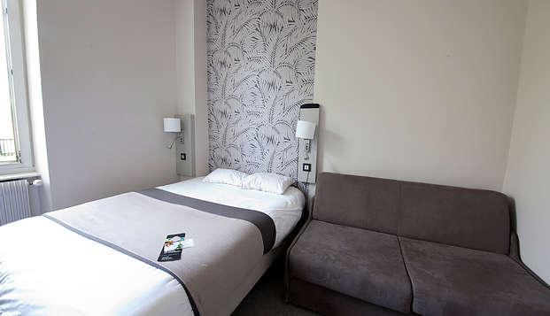 Hotel Albert Elisabeth Gare SNCF - Room