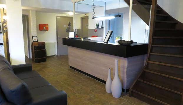 Hotel Artisan - Reception