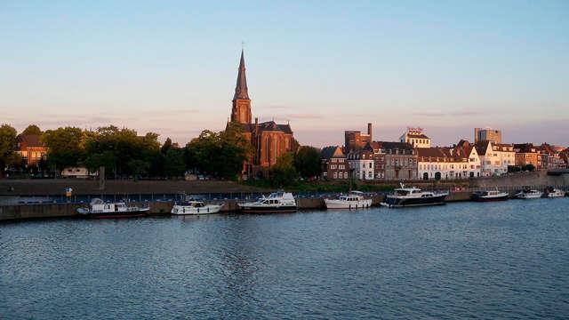 Weekendje weg met de familie in Maastricht (2 kinderen inbegrepen)
