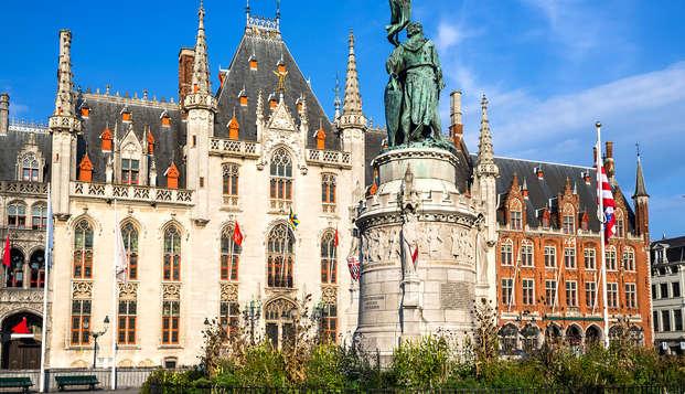 Hotel Biskajer Adults Only - Destination Bruges