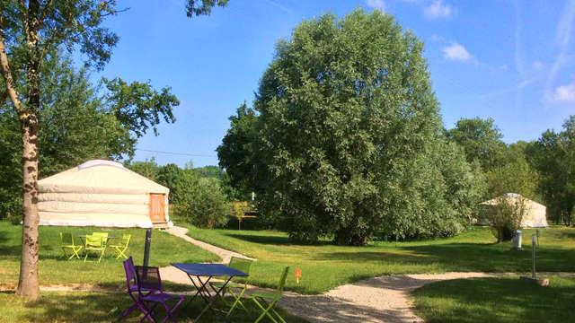 Buitengewoon avontuur in een hut op 30 minuten van Blois