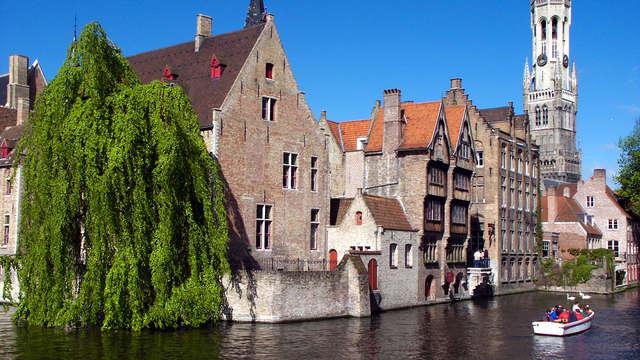 Weekendje in Brugge met de familie