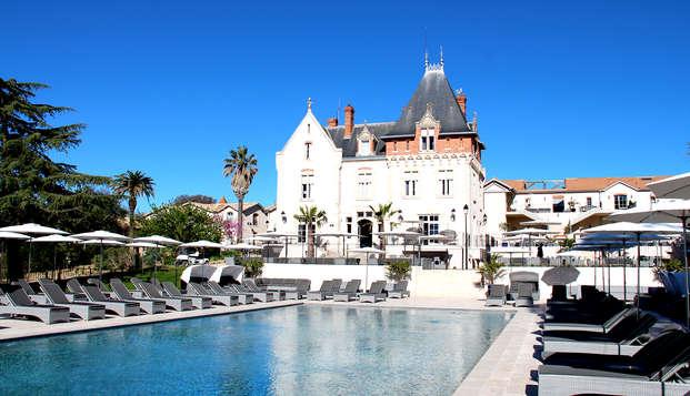 Week-end de charme dans un château du Languedoc