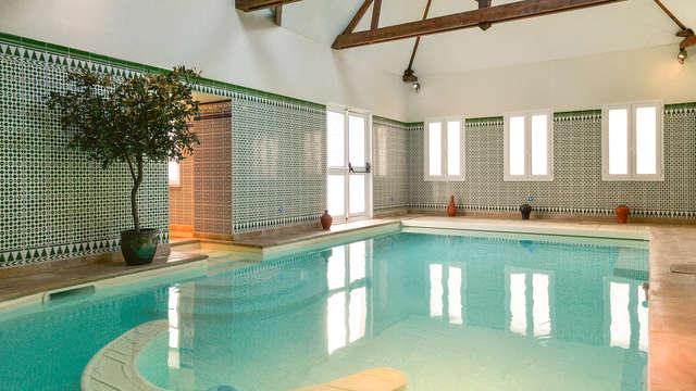 Hotel Spa du Domaine des Thomeaux The Originals Relais Relais du Silence
