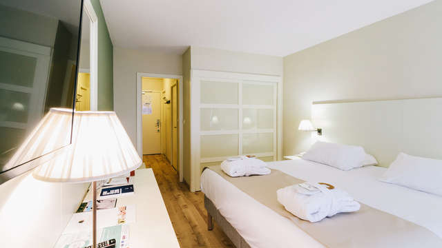 Hotel Les Dryades Golf Spa - new room