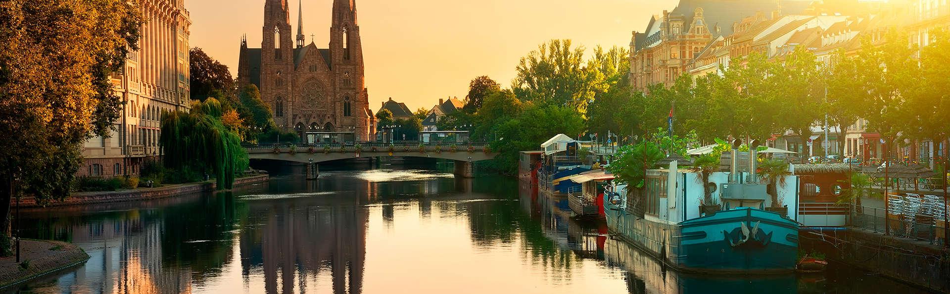 Week-end de charme au cœur de Strasbourg