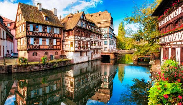 Escapade romantique au coeur de Strasbourg
