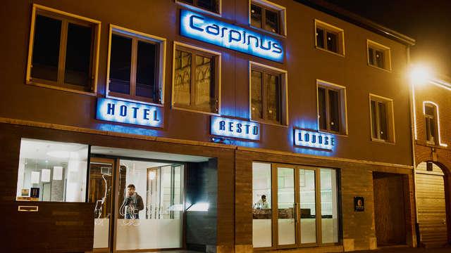 Hotel Brasserie Lounge Carpinus