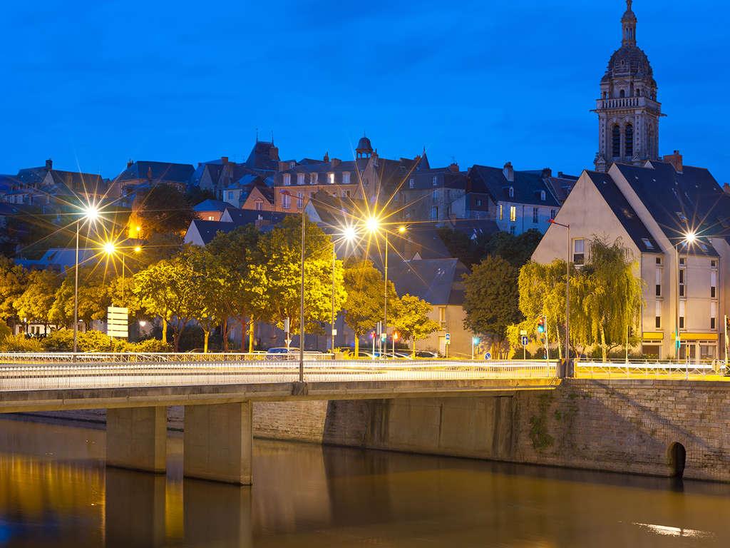 Séjour Pays de la Loire - Découvrez le centre historique du Mans  - 4*