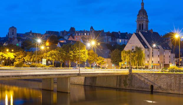 Découvrez le centre historique du Mans