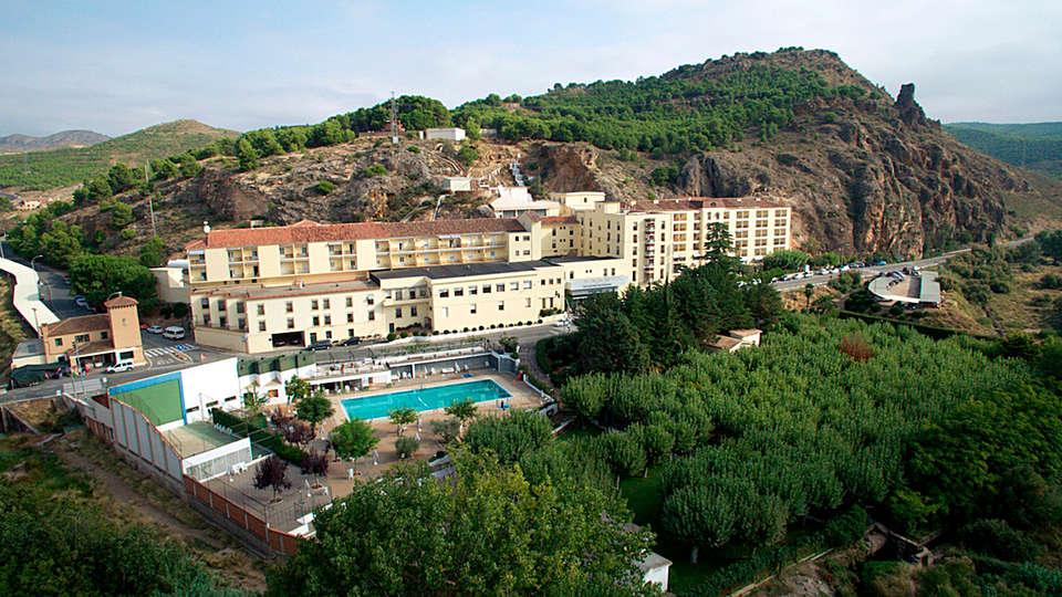 Balneario de Fitero - Hotel Bécquer - EDIT_front1.jpg