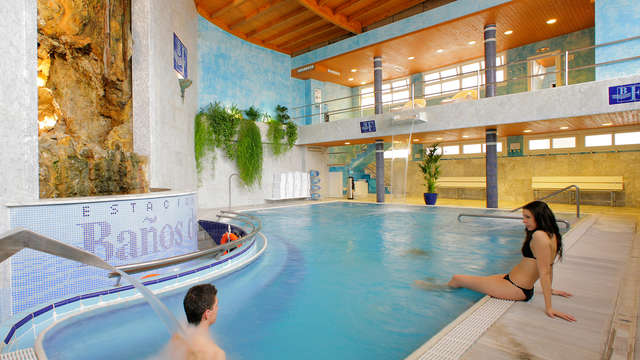 Escapada Relax en los Baños de Fitero con Circuito Termal y acceso a la Piscina exterior