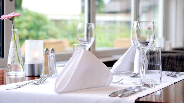Kom tot rust nabij de veluwe met diner en ontbijt (vanaf 2 nachten)