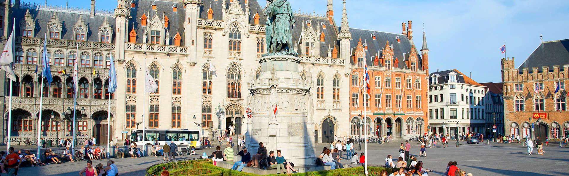 Week-end découverte près de Bruges (à partir de 2 nuits)
