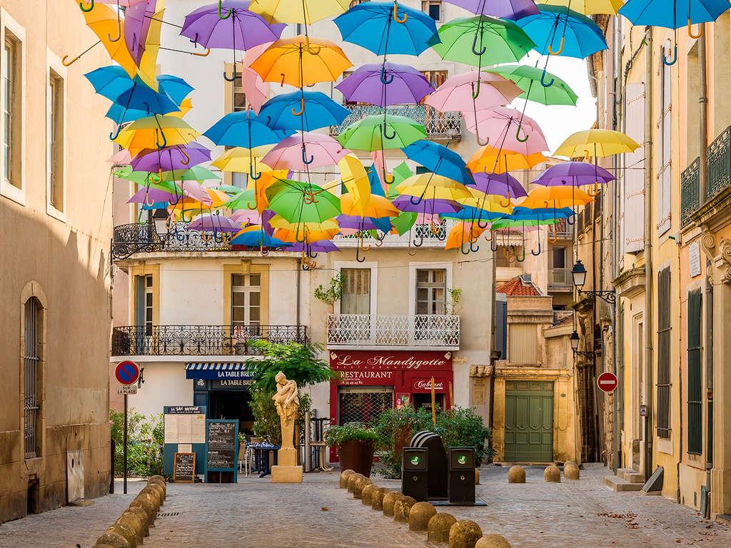 Séjour Béziers - City trip au coeur de Béziers  - 3*