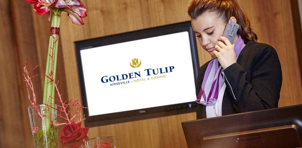 Golden Tulip Amn U00e9ville - Hotel  U0026 Casino 4