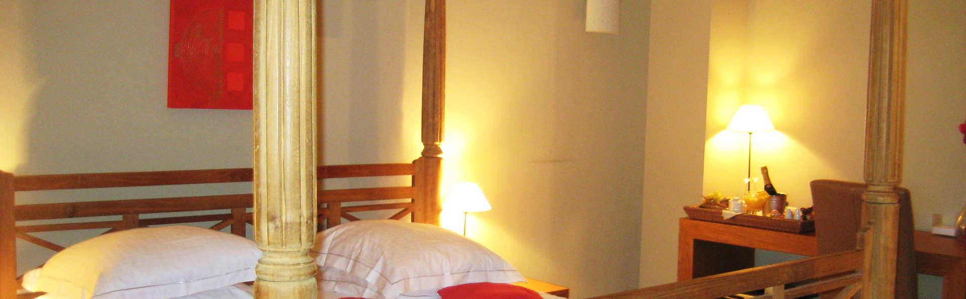 Weekend de charme dans une chambre Deluxe au cœur de Gent