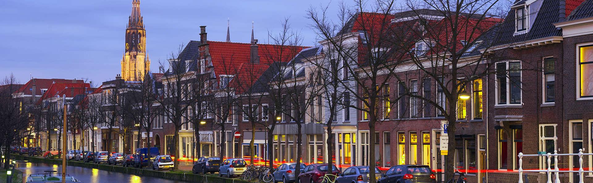 City trip dans la belle ville de Delft