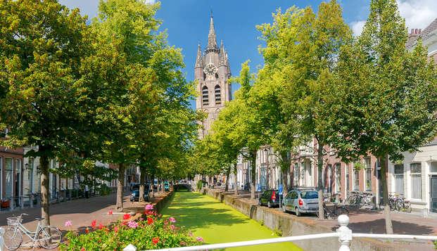 Ontspanningsweekend inclusief fietshuur in het schitterende Delft
