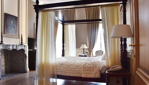 Hotel de Tuilerieen - room