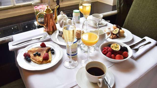 Hotel de Tuilerieen - breakfast