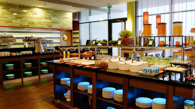 Hotel Courtyard By Marriott Toulouse Airport - Buffet
