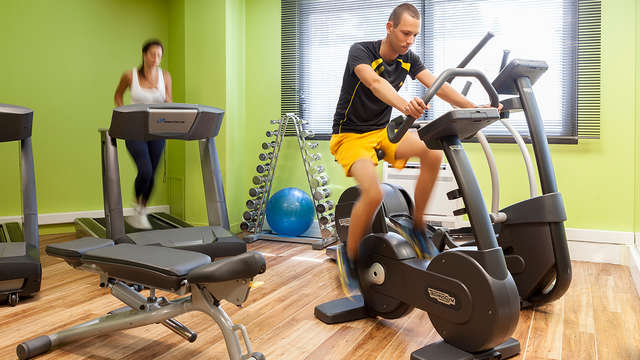Hotel Courtyard By Marriott Toulouse Airport - Gym