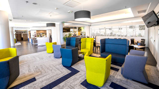 Hotel Courtyard By Marriott Toulouse Airport - Lounge