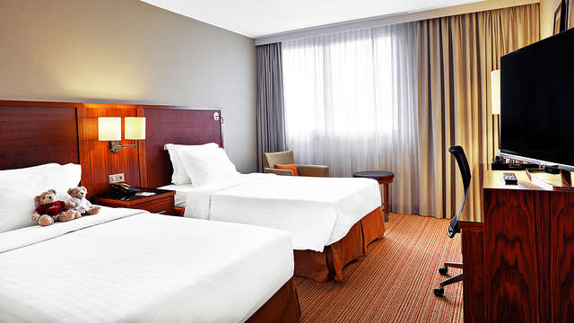 Hotel Courtyard By Marriott Toulouse Airport - Room