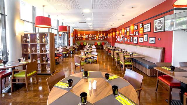 Hotel Courtyard By Marriott Toulouse Airport - Restaurant