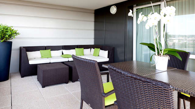 Hotel Courtyard By Marriott Toulouse Airport - Suite