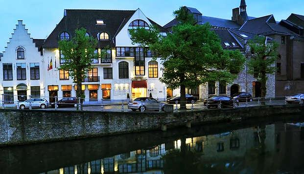 Week-end au coeur de Bruges
