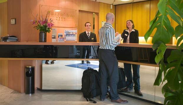 Hotel de Medici - reception