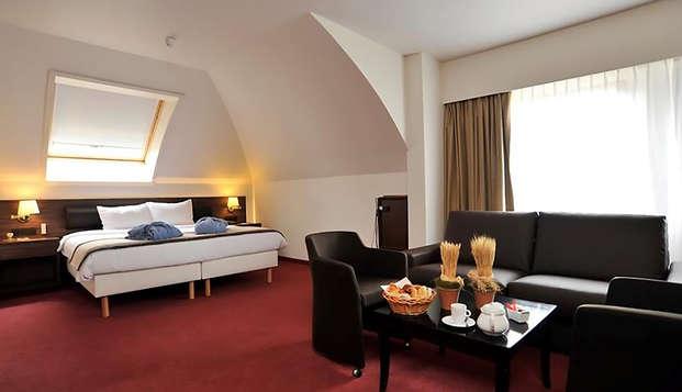 Hotel de Medici - room