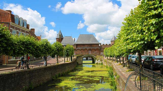 Hôtel et vélo aux Pays-Bas