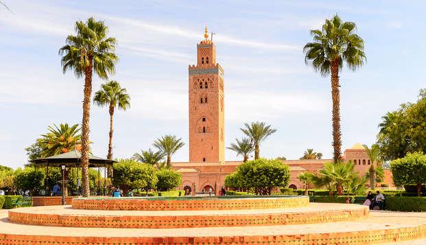Duizend en een nachten in het bruisende Marrakech (vanaf 4 nachten)