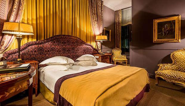 Hotel Die Swaene - room