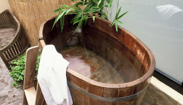 Hotel Die Swaene - tub