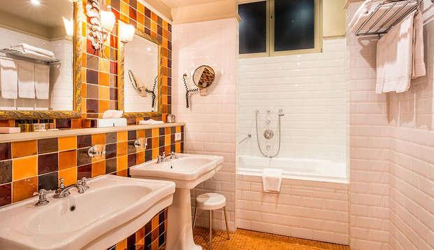 Hotel Die Swaene - bath